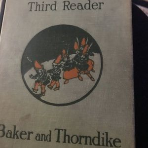 Old reader book